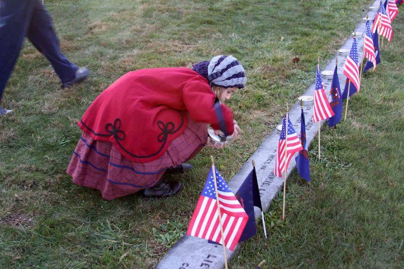 Mich Remembers Gettysburg Nov 2013 l