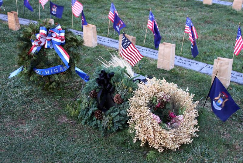 Mich Remembers Gettysburg Nov 2013 s