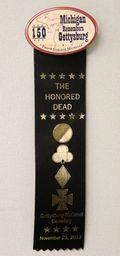 Mich Remembers Gettysburg Nov 2013 t