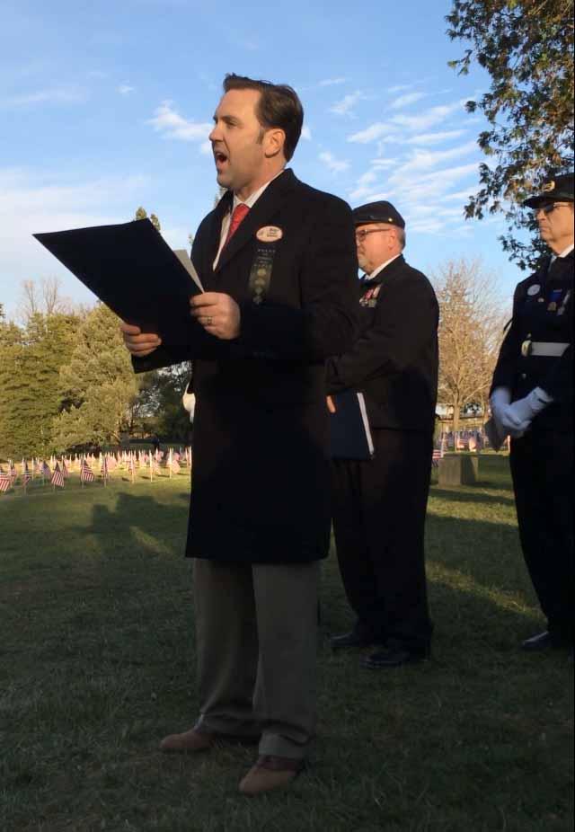 Mich Remembers Gettysburg Nov 2013 u