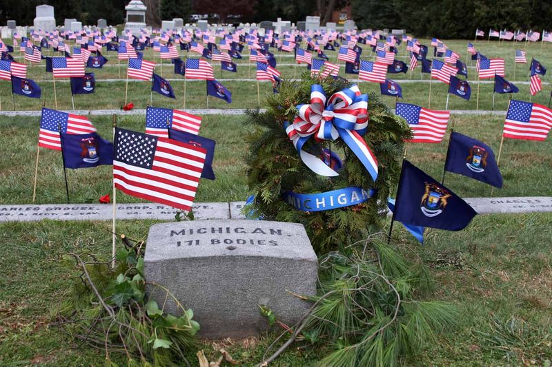 Mich Remembers Gettysburg Nov 2013