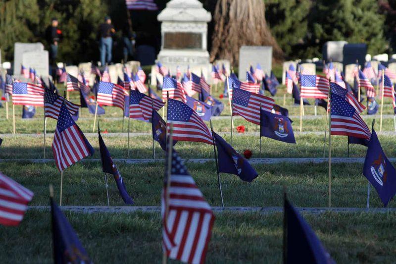 Mich Remembers Gettysburg Nov 2013 d