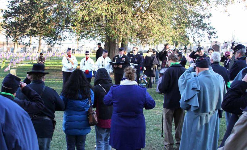 Mich Remembers Gettysburg Nov 2013 i